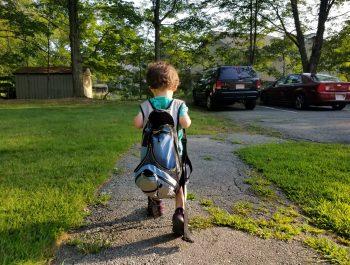 Młodzieżowe plecaki szkolne na kółkach