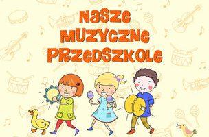 Muzykoterapia w przedszkolu
