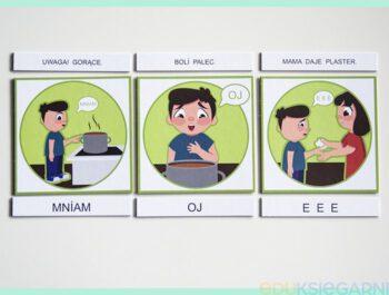 W jaki sposób ćwiczyć z dziećmi rozumienie sytuacji społecznych?