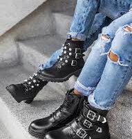 Buty dla dziewczynki doskonałe na zimę
