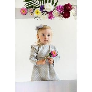 Modny maluch, czyli sukienki dla niemowląt